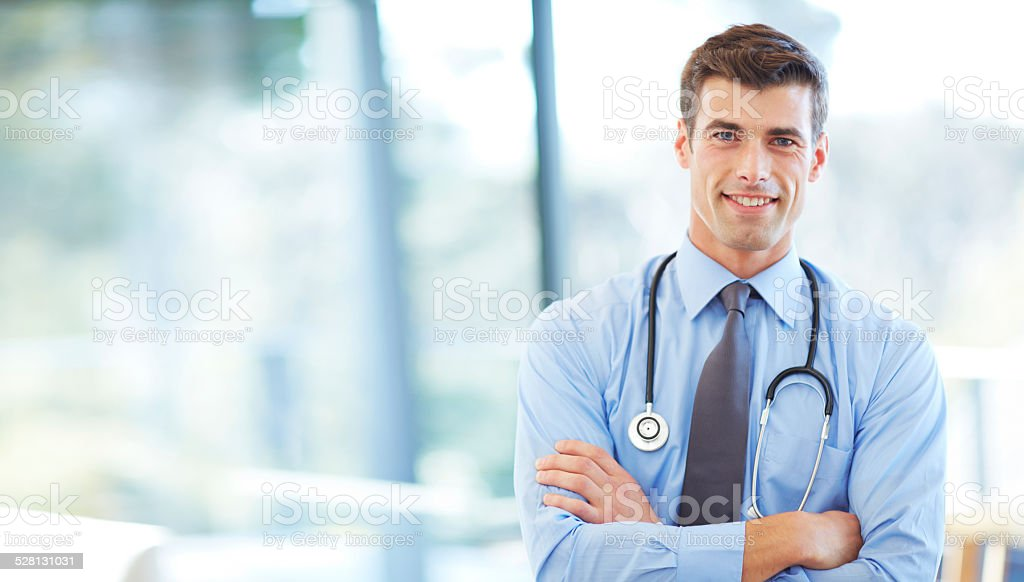 Count on me for all your health needs stock photo