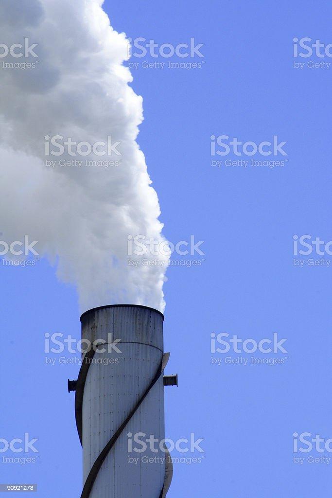 countdown to global warming (portrait) stock photo