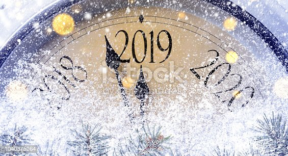 istock Countdown to midnight 1040375264