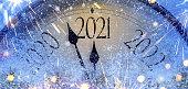 istock Countdown to midnight 1268593505