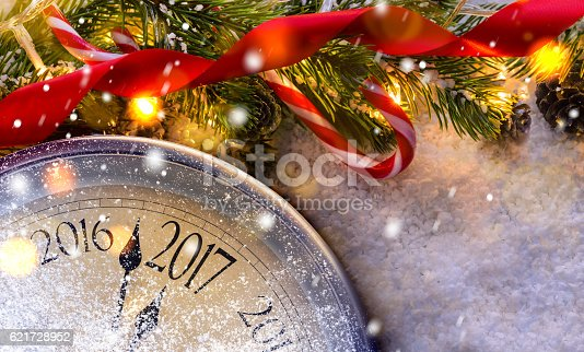 istock Countdown to midnight 621728952