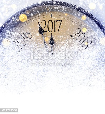 istock Countdown to midnight 621729036