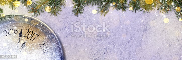 istock Countdown to midnight 622206998