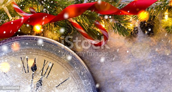 istock Countdown to midnight 625889498