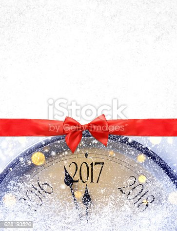 istock Countdown to midnight 628193526