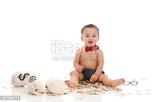 istock Counting Money 477904774