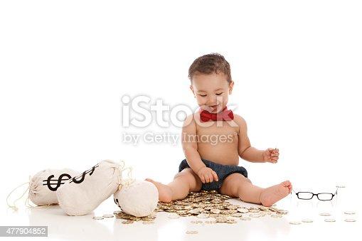 istock Counting Money 477904852