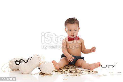 istock Counting Money 477904866