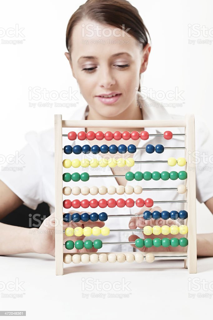 counting royalty-free stock photo