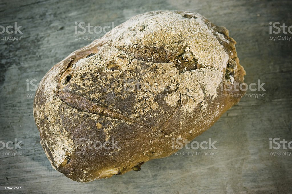 Country Bread, Bauernbrot royalty-free stock photo