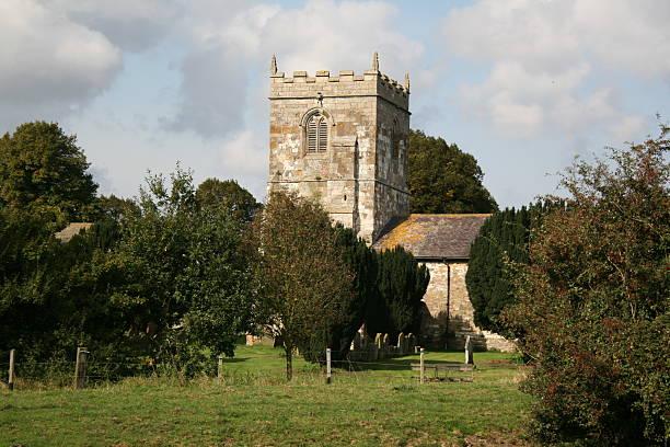 country church near louth, uk - 林肯郡 個照片及圖片檔