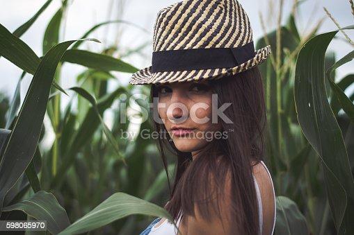 istock Country Girl 598065970