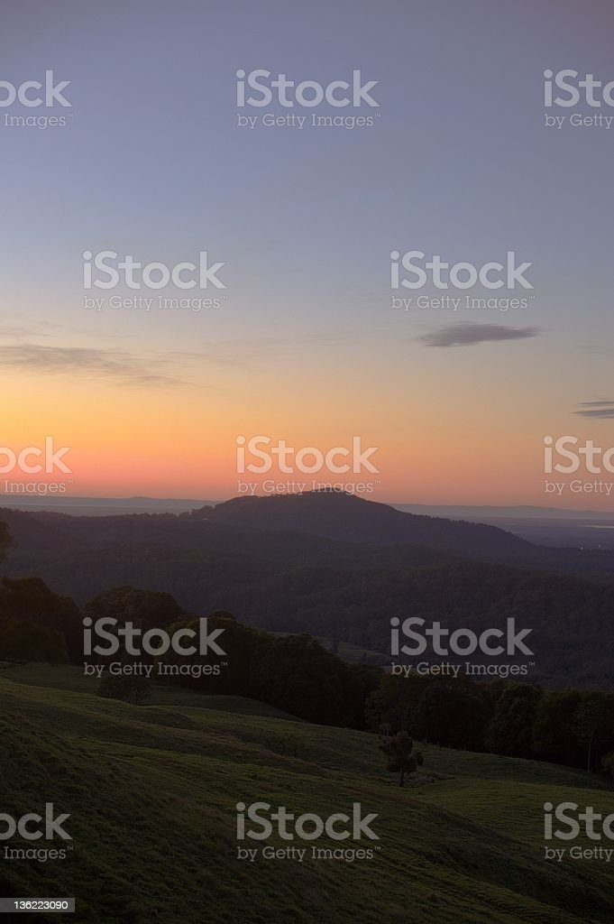 country hdr royalty-free stock photo