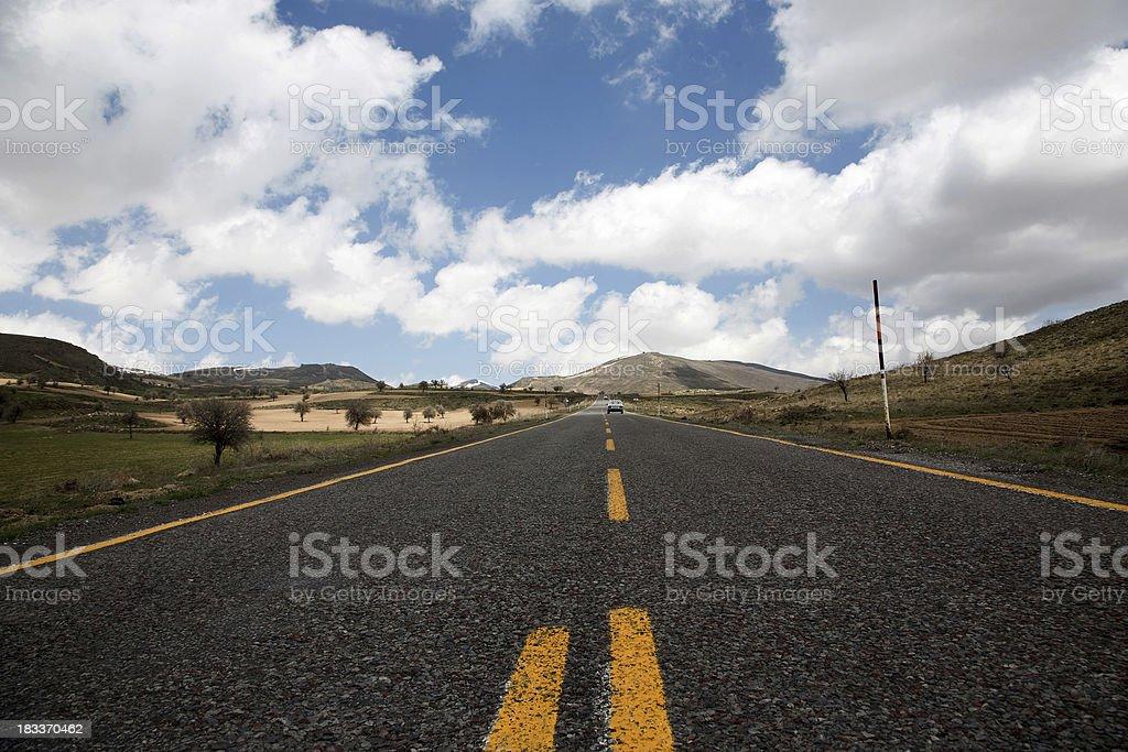 Land-highway – Foto