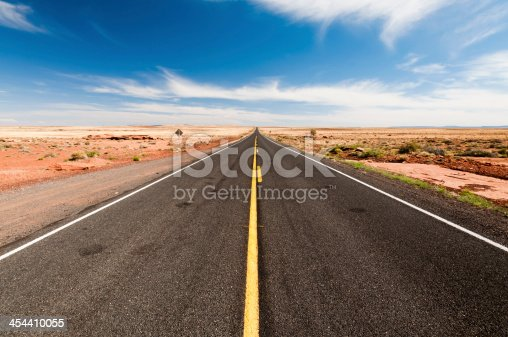 istock Country Highway 454410055