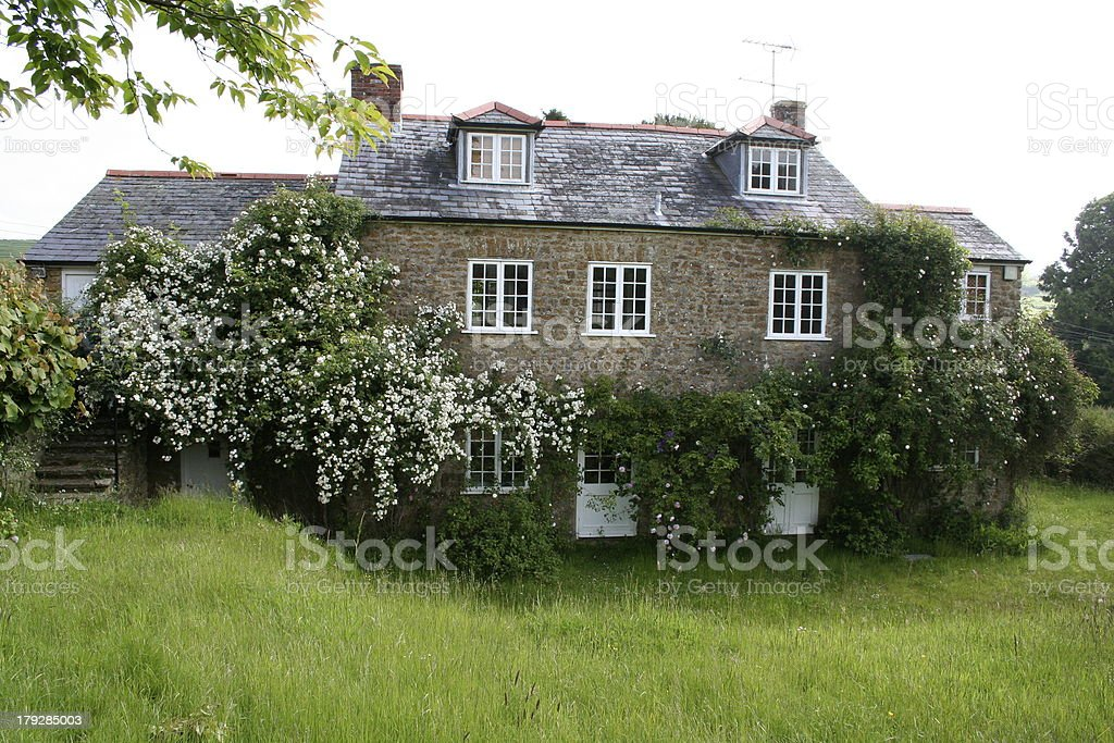 country house royalty-free stock photo
