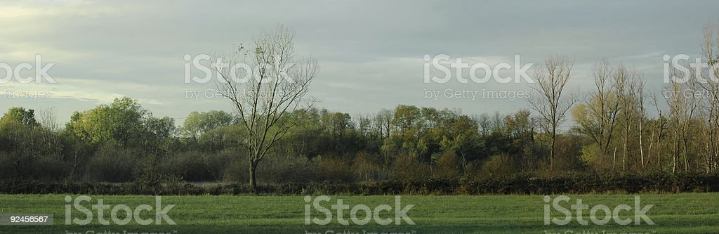 country panorama royalty-free stock photo