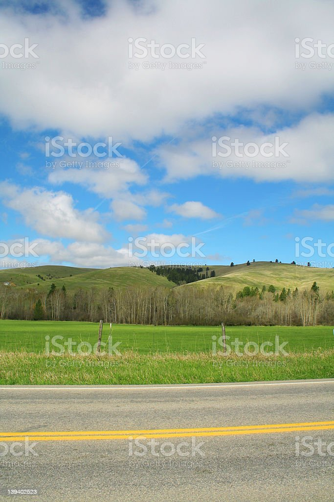 Country stock photo