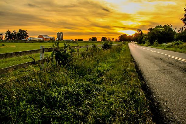 país estradas - cena rural - fotografias e filmes do acervo