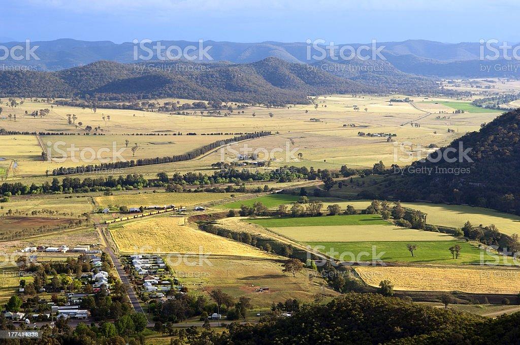 Country Scenic stock photo