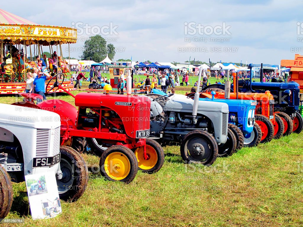 Country Show. stock photo