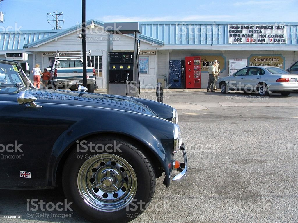 Country Store royalty-free stock photo