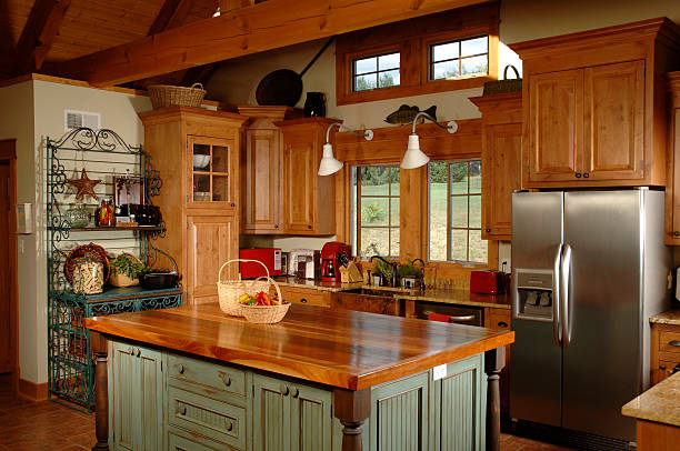 Country themed interior kitchen picture id116036585?b=1&k=6&m=116036585&s=612x612&w=0&h=ckyxfj q1y10f2 pciw4tiyt74fs soyfabajgd5i4a=