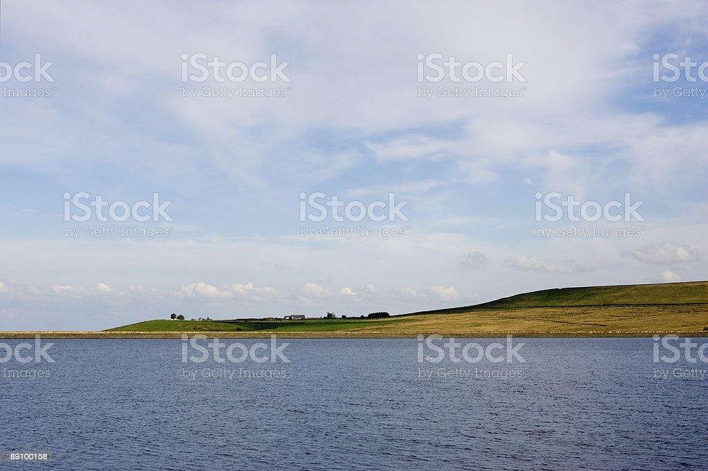 Countryside - Land Sandwich royalty-free stock photo