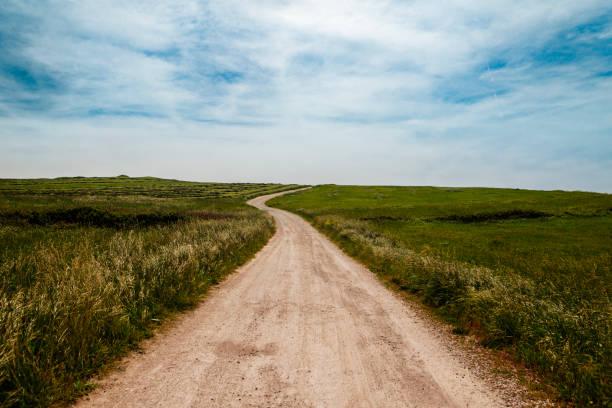 Chemin de la campagne  - Photo
