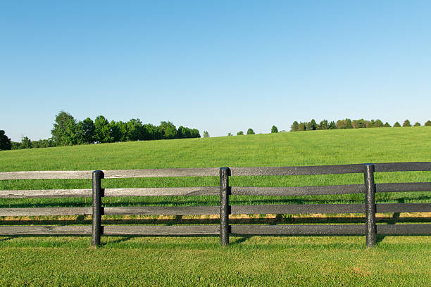 Royalty Free Farm Fence Pictures, Images And Stock Photos