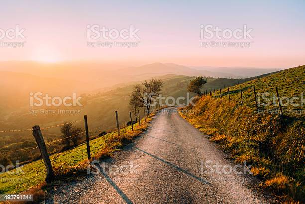Photo of Countryside road
