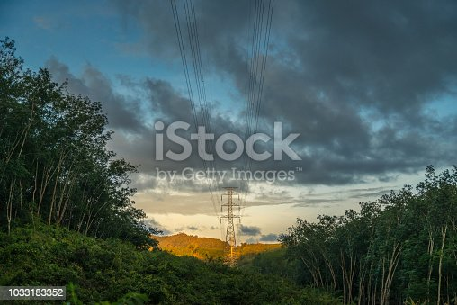 istock Countryside scene 1033183352
