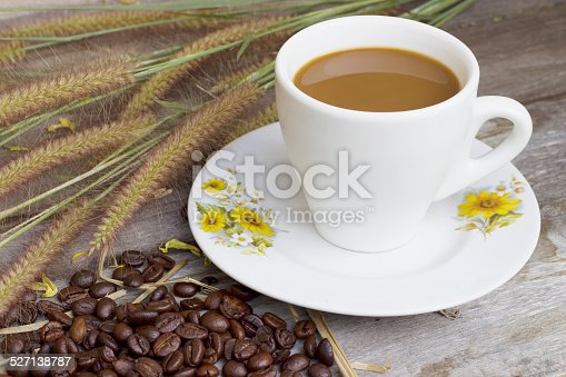 519529874 istock photo countryside,Cup of art coffee 527138787