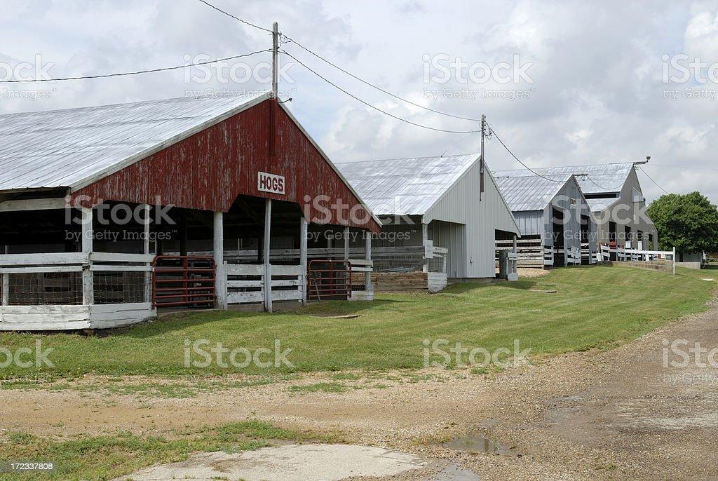 County Fair royalty-free stock photo