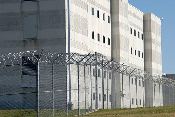 comté de prison - prison photos et images de collection