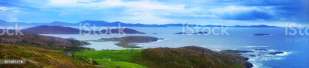 County Kerry, Ireland. stock photo