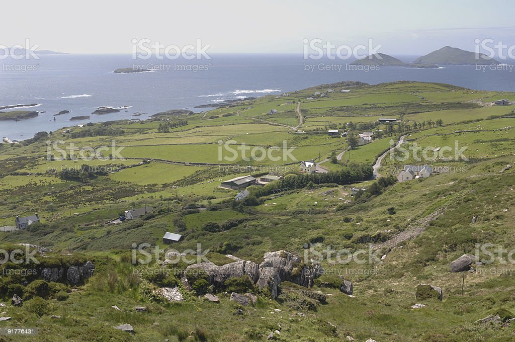 County Kerry royalty-free stock photo