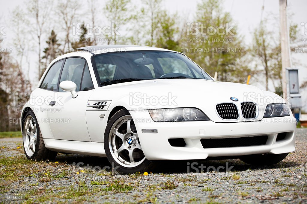 BMW M Coupe – Foto