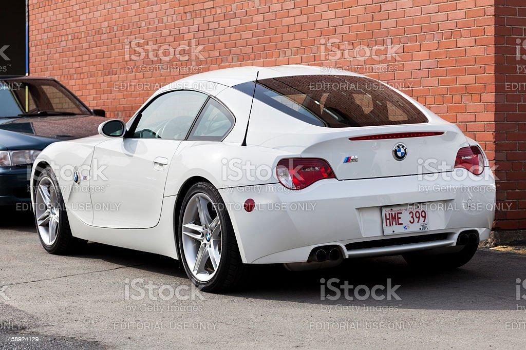 Bmw Z4 M Coupe Stockfoto Und Mehr Bilder Von Auto Istock