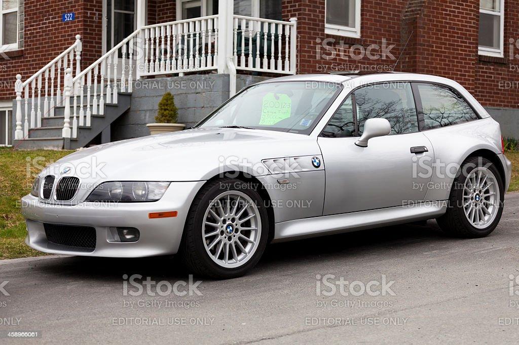 BMW Z3 3.0 Coupe – Foto