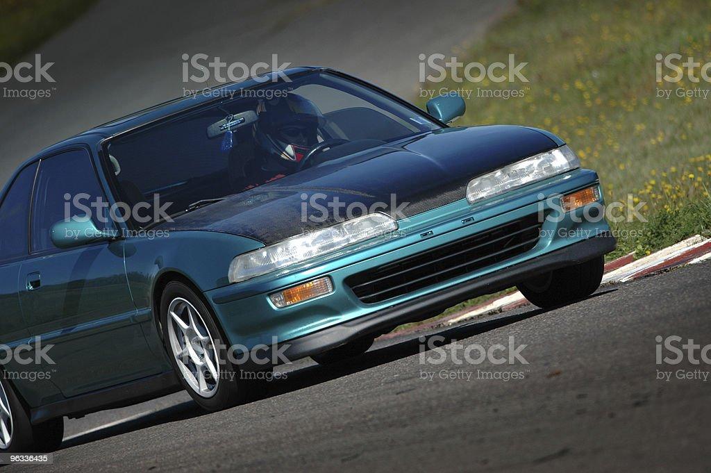 Coupe stock photo