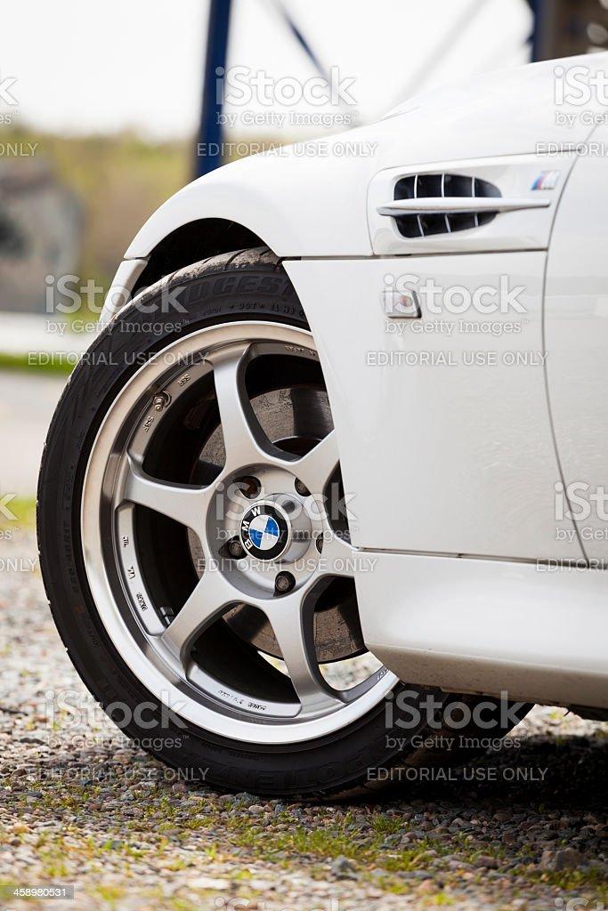 BMW M Coupe Rad – Foto