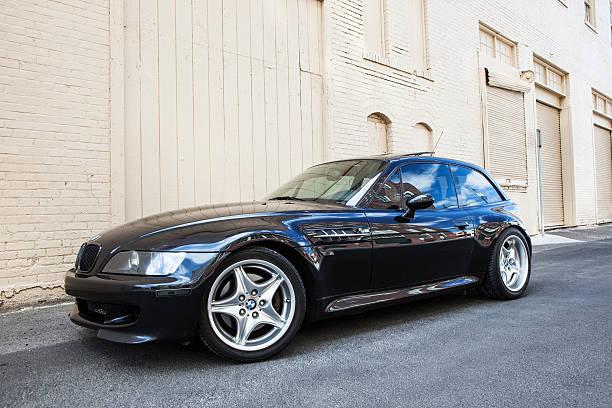 BMW M Coupe Z3 stock photo