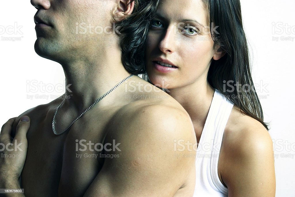 Couple 2 stock photo