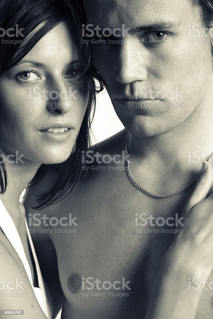 Couple 5 stock photo