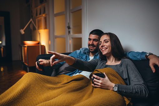 istock couple at home 1201456292