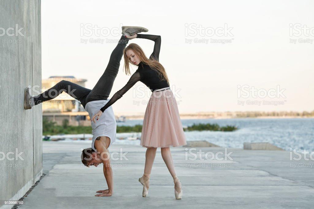 dating ballet dancer