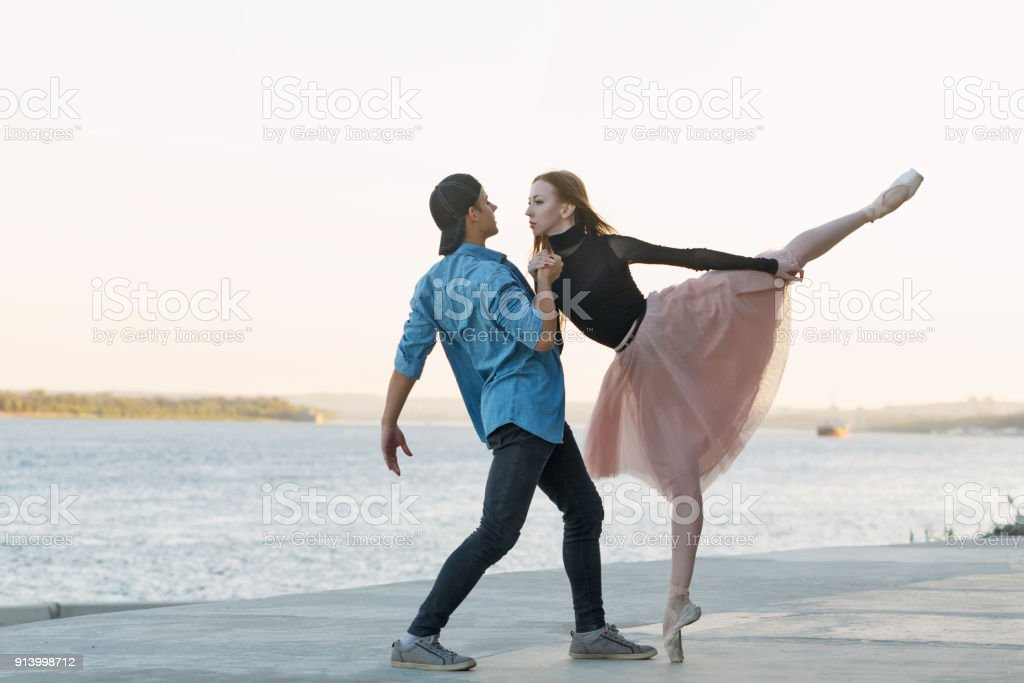 Dating männliche Balletttänzer