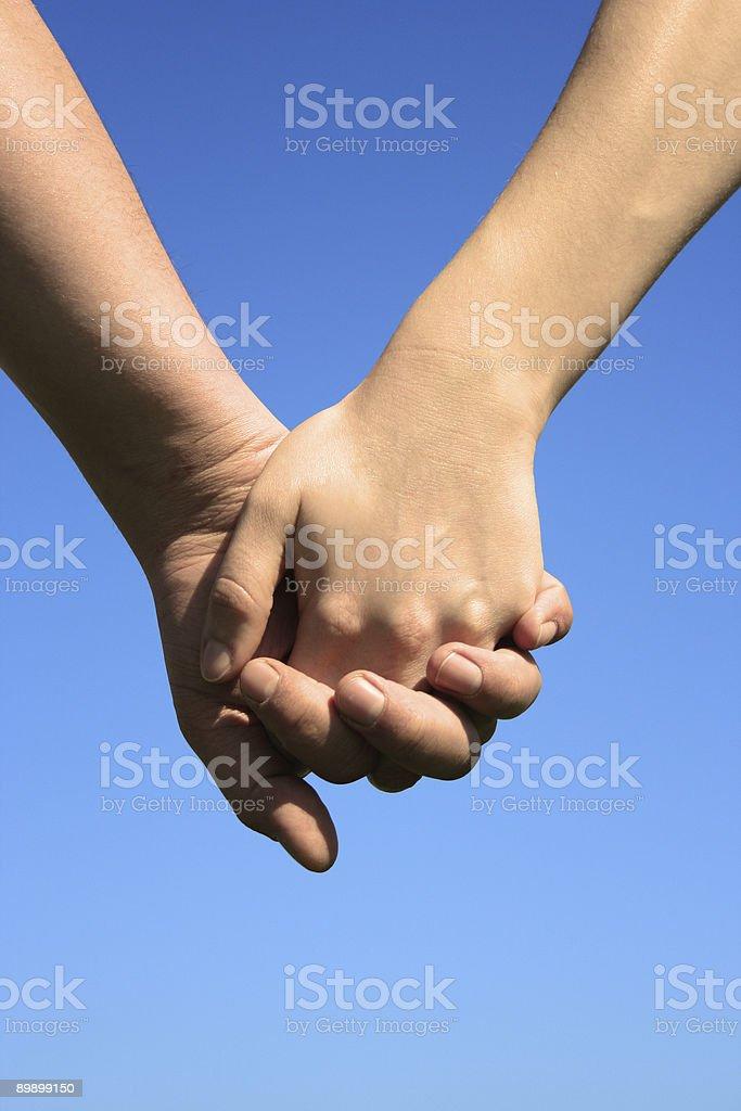 Couple dating royalty free stockfoto