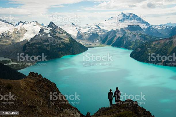 Photo of Couple enjoying the beautiful outdoors